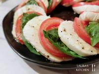 番茄馬札瑞拉起司沙拉(卡布里沙拉)