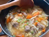 豬肉蔬菜湯
