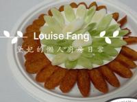 28.大蒜烏魚子-過年好吃快速菜色