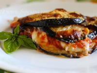 【義大利美食學院】焗烤千層茄子