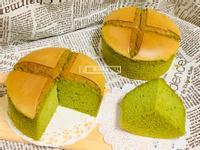 小山圓若竹抹茶蛋糕