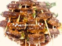 35.沙茶牛肉串-在家也能吃到烤肉串