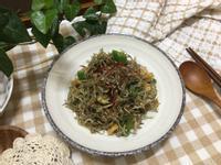 韓式小菜 炒吻仔魚(멸치 볶음)