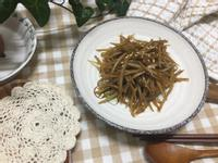 韓式 醬燒牛蒡絲(우엉조림)