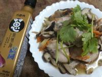 電鍋年菜上桌-清蒸葱油雞