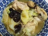 lanni 蔬菜麻油雞