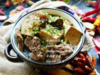 牛肉𤉙豆腐