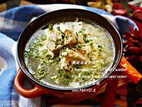 蔥頭豆腐卵湯