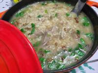 lanni 芋頭鹹粥