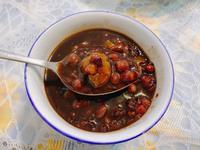 桂圓紅豆紫米粥