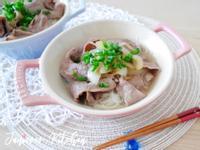 日式料理🍱日式牛肉米粉(牛丼口味)