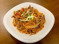 無油低鈉-和風薑汁燒牛番茄飯/炊飯