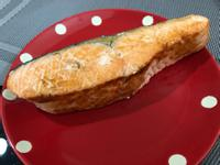 飛利浦萬用鍋-香煎鮭魚