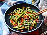 紅菜頭炒敏豆