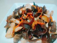 干貝xo醬炒杏鮑菇
