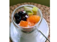 零技巧 水果優格杯(早餐點心下午茶)