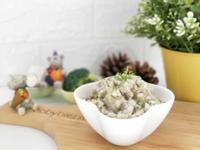寶寶食譜_用料理機做芋頭豬肉粥