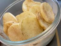 健康無油烤薯片