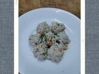 鮮蔬肉丸(毛小孩的食物)