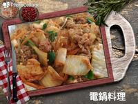 泡菜牛肉炒冬粉