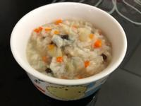 飛利浦萬用鍋-香菇瘦肉粥(寶寶版)