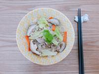 【低蛋白】高麗菜飯