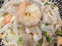 簡易泰式炒粿條 - Pad Thai