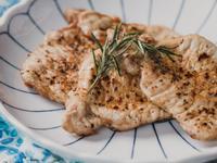 低醣料理 <豬肉> 北非煙燻香辣豬肉排