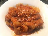 韓國BBQ醬五花肉