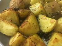 烤原味馬鈴薯