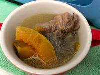 飛利浦萬用鍋-金瓜排骨湯