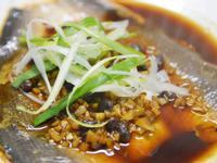 清蒸豆豉虱目魚肚