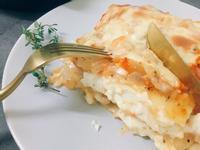 自製白醬 茄汁雞肉 千層麵