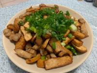 醬燒五花肉炒豆干