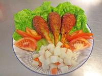 韓式炸雞醃蘿蔔*萍姊