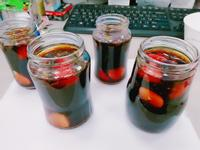 黑糖草莓凍🍓
