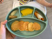 簡單的香蕉煎餅(無麵粉、嬰兒副食品可