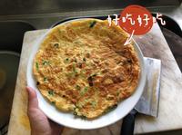 超簡單懶人料理:煎蔥蛋