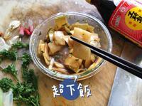 超簡單懶人料理:涼拌結頭菜