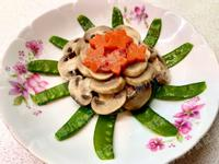 蘑菇荷蘭豆