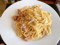 培根蛋義大利麵-Carbonara