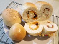 【阿公好料】1麵糰3作-漢堡、餐包、吐司
