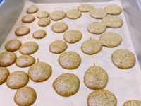 蛋白刺蔥餅 (原民香料)