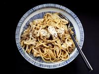 食煮#19 奶油雞肉義大利麵