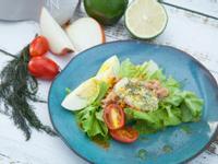低醣料理 <沙拉> 鮪魚蛋沙拉
