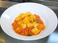 馬鈴薯麵疙瘩佐番茄醬汁