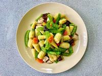 蔬食燴三鮮