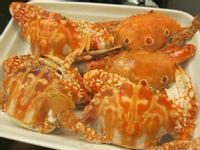 大啖肥美之清蒸秋蟹料理