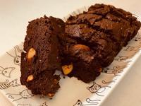 堅果巧克力布朗尼