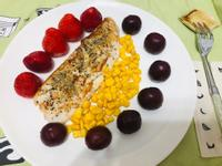 鯛魚水果-5分鐘上菜